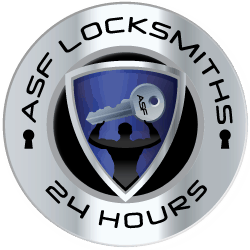 ASF Locksmiths logo
