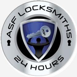 ASF Locksmiths logo
